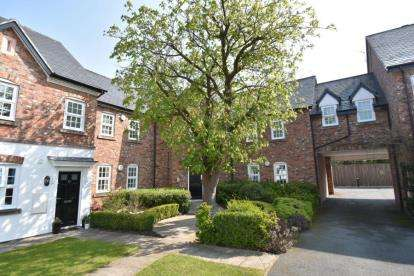 2 Bedrooms Flat for sale in Appleby Crescent, Mobberley, Knutsford, Cheshire