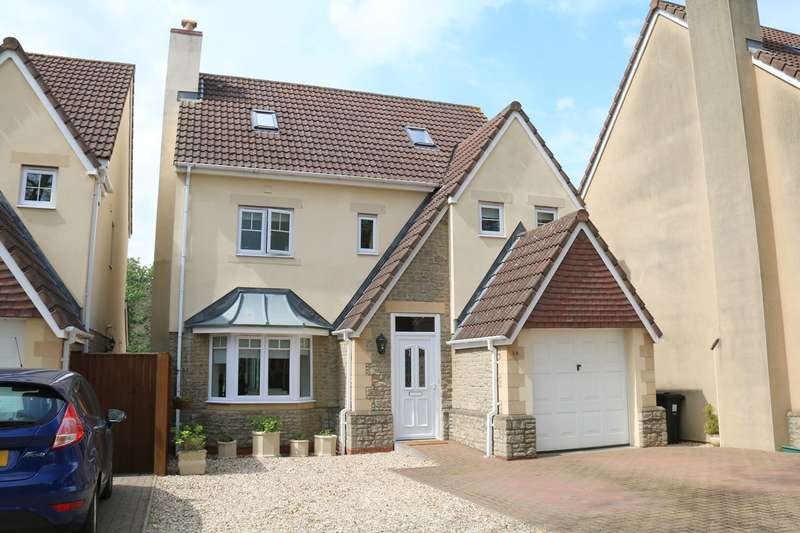 5 Bedrooms Detached House for sale in High Street, Winterbourne, BS36