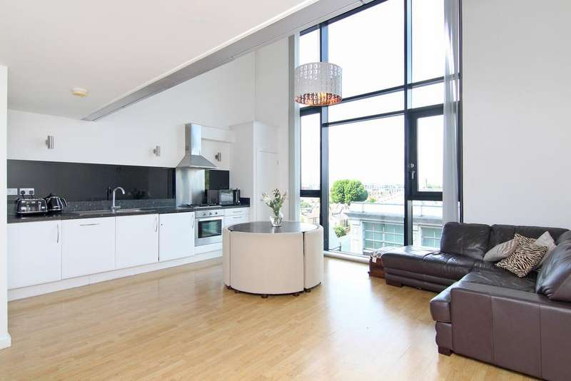 2 Bedrooms Flat for sale in Issigonis House, Cowley Road, Acton, W3