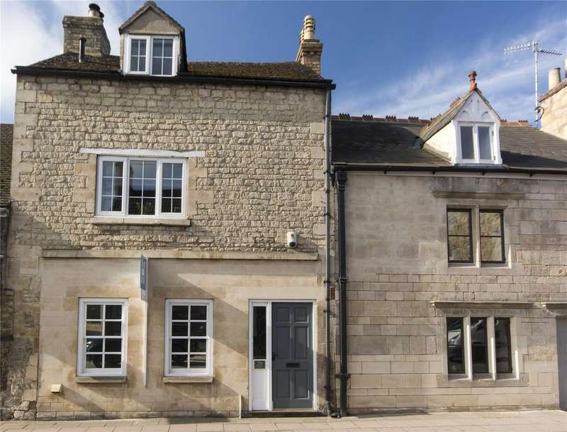 3 Bedrooms Terraced House for sale in Scotgate, Stamford, Lincolnshire