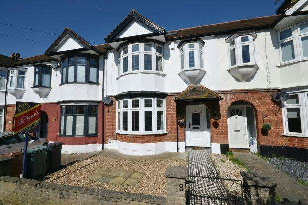 4 Bedrooms Terraced House for sale in Montserrat Avenue, Woodford Green