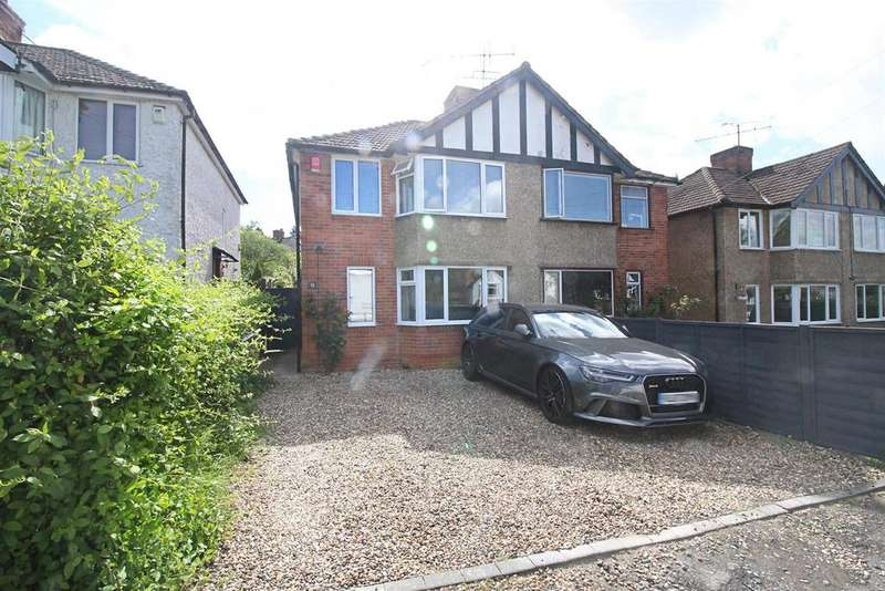 3 Bedrooms Semi Detached House for sale in Stanhope Road, Reading