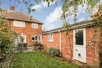 4 Bedrooms Semi Detached House for sale in Fallowfield, Luton, Bedfordshire