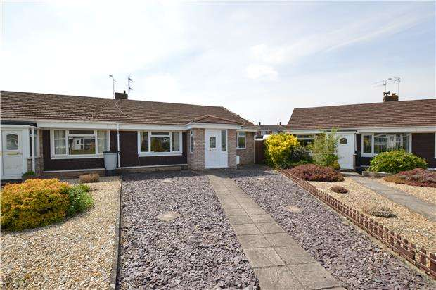 3 Bedrooms Semi Detached Bungalow for sale in Dovecote, Yate, BRISTOL, BS37 4PB