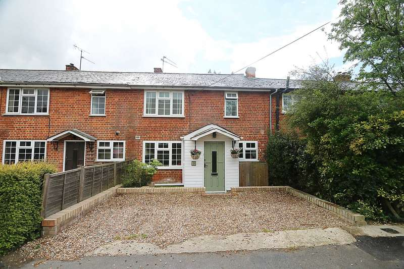 3 Bedrooms Terraced House for sale in Manor Farm Mews, Tidmarsh
