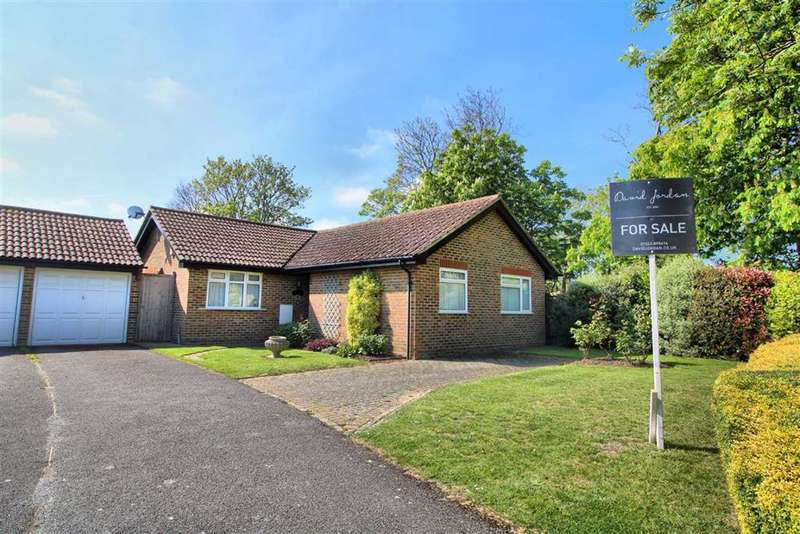 3 Bedrooms Detached Bungalow for sale in Dulwich Close, Seaford, East Sussex