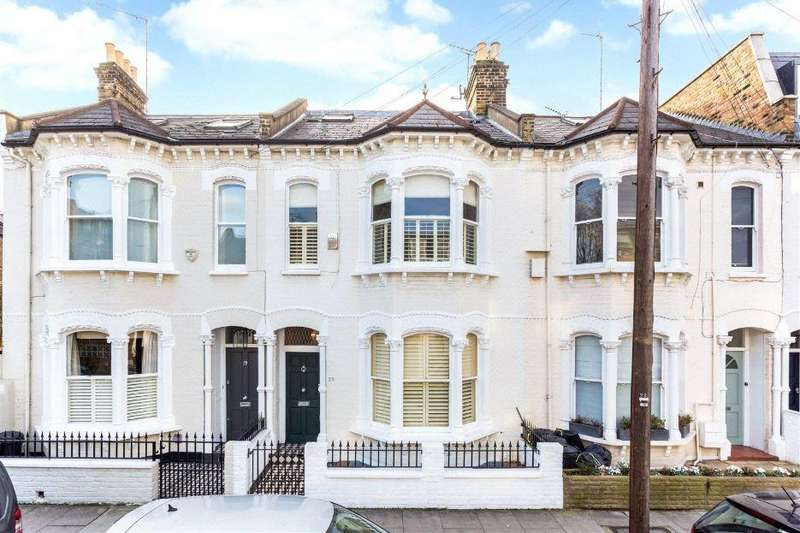 5 Bedrooms House for sale in Irene Road, Fulham, London, SW6