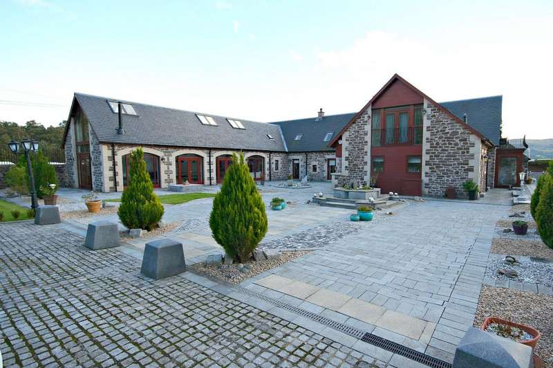 4 Bedrooms Country House Character Property for sale in Sommers Lane, Blair Drummond, Near Stirling FK9