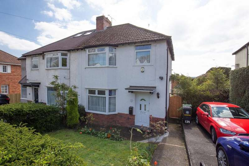 3 Bedrooms Semi Detached House for sale in Westbury Lane, Coombe Dingle, Bristol, BS9