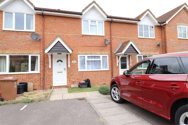 3 Bedrooms Terraced House for sale in Morecambe Close, Stevenage, Hertfordshire