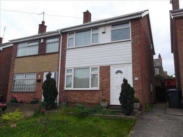 3 Bedrooms Property for sale in Attewell Road, Awsworth, Nottingham, Nottinghamshire, NG16 2SY