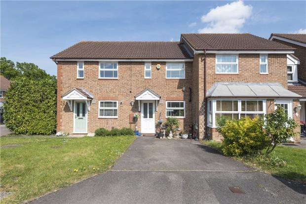 2 Bedrooms Terraced House for sale in Webb Close, Binfield, Bracknell