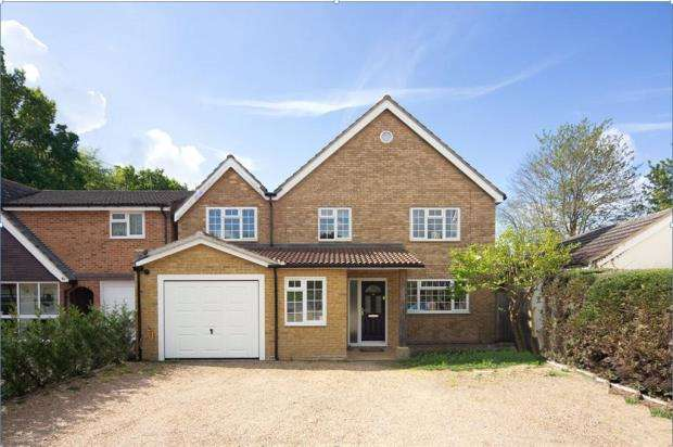 7 Bedrooms Detached House for sale in High Street, Sandhurst, Berkshire