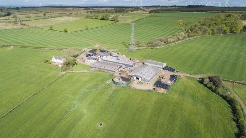 2 Bedrooms Farm Commercial for sale in Cronan Farm, By Newmilns, East Ayrshire, KA16