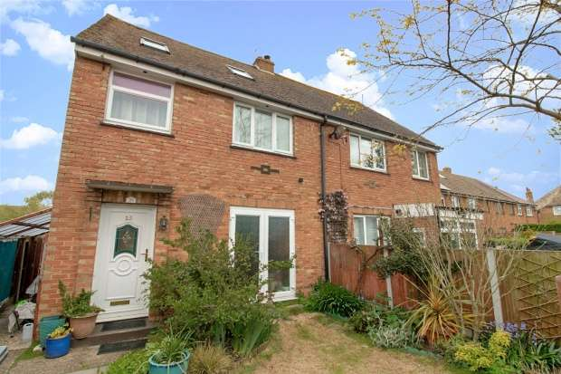 5 Bedrooms Semi Detached House for sale in Broadley Avenue, Birchington, Kent, CT7 9UA