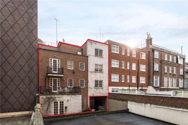 Plot Commercial for sale in Three Kings Yard, London, W1K