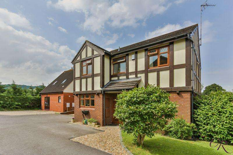 4 Bedrooms Detached House for sale in Leckhampton, Cheltenham