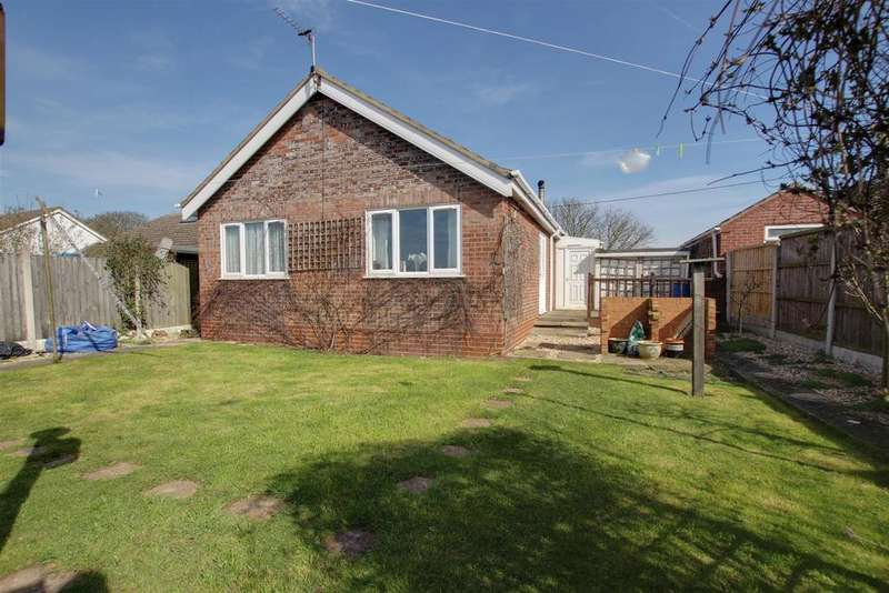 2 Bedrooms Detached Bungalow for sale in Church Lane, Mablethorpe