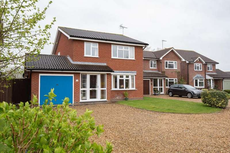 3 Bedrooms Detached House for sale in Mariette Way, Spalding, PE11