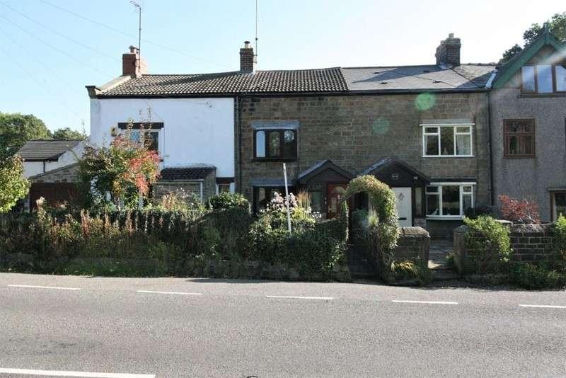 2 Bedrooms Property for sale in Marsh Quarry, Eckington, Sheffield, Derbyshire, S21 4EJ