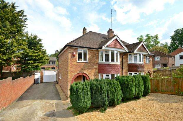 3 Bedrooms Semi Detached House for sale in Brunswick Hill, Reading, Berkshire