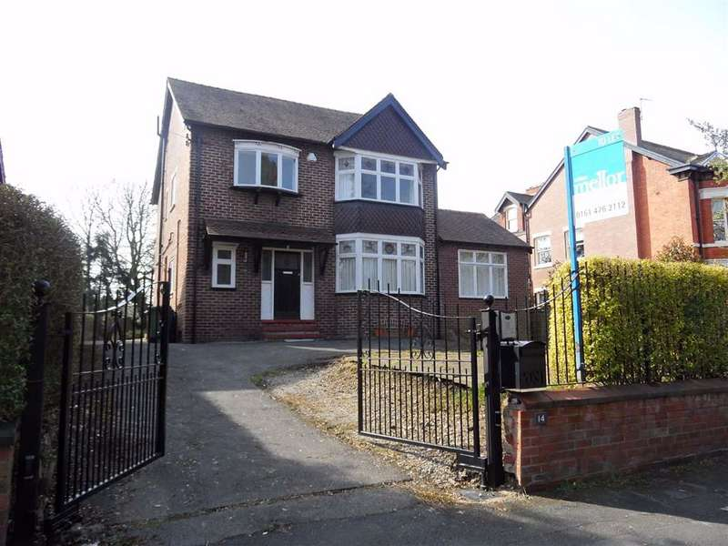 6 Bedrooms Detached House for sale in Devonshire Park Road, Off Davenport Park Road, Stockport
