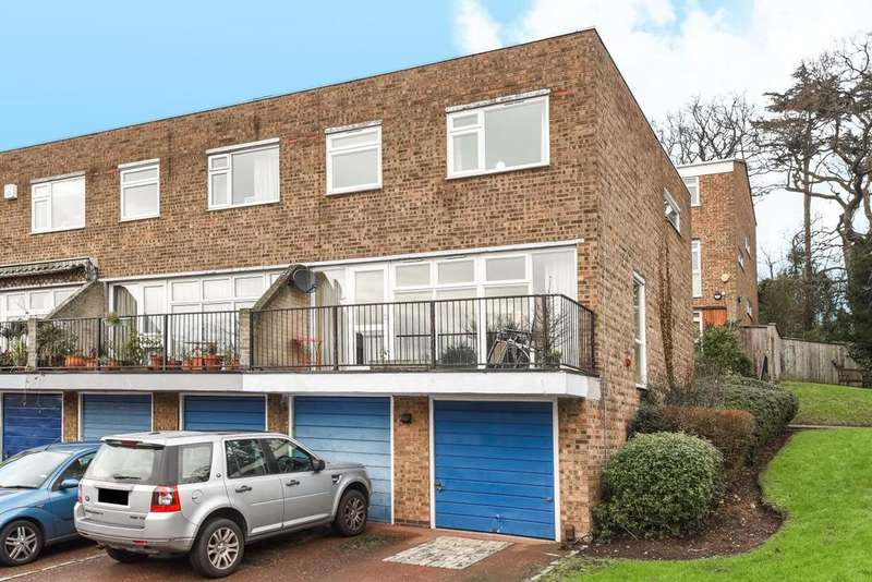 3 Bedrooms Terraced House for sale in Giles Coppice, Crystal Palace