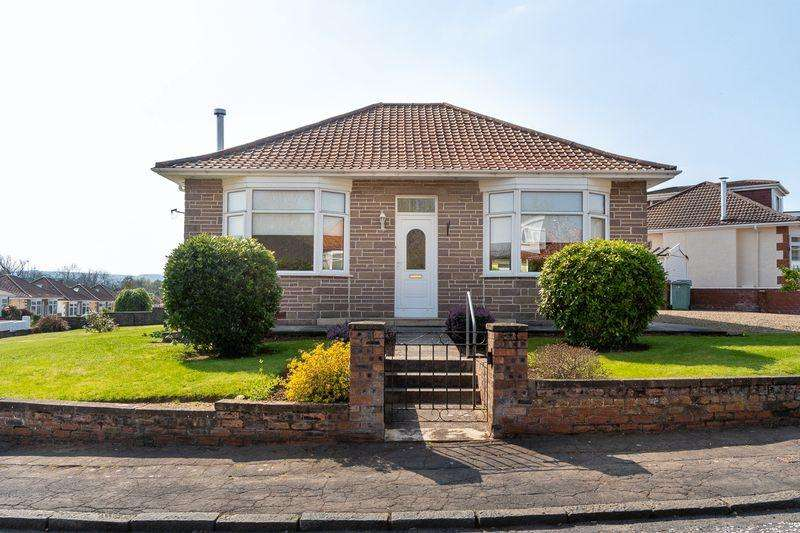 3 Bedrooms Detached Bungalow for sale in 17 Willow Park, Ayr KA7 3TF
