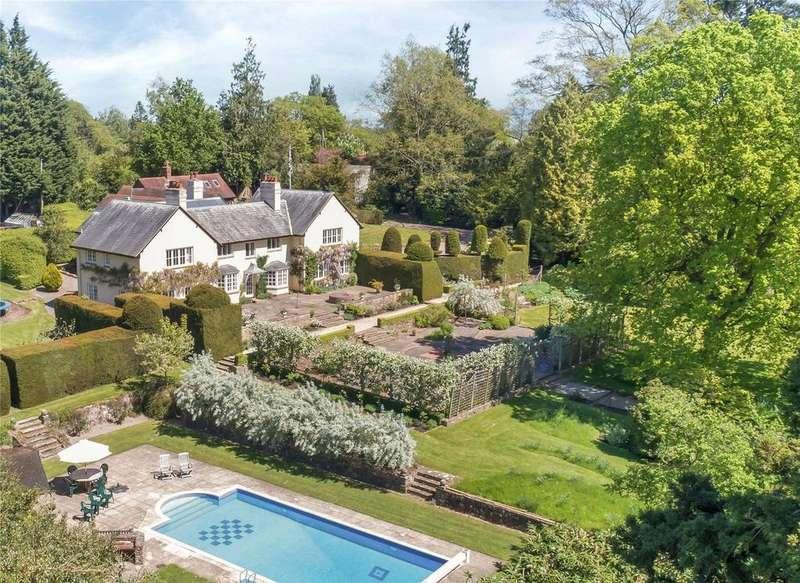 7 Bedrooms Detached House for sale in Ledbury
