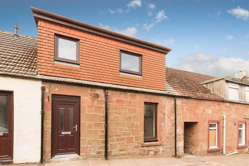 2 Bedrooms House for sale in Russell Street, Strathmiglo, Cupar