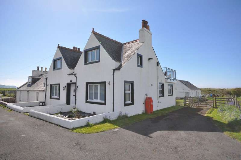 3 Bedrooms Semi Detached House for sale in Redburn House, Ballantrae, KA26