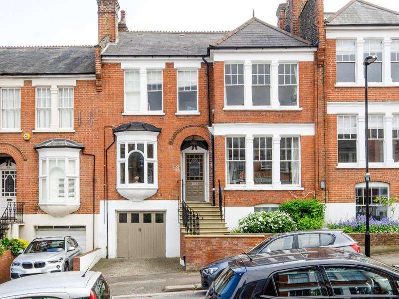 5 Bedrooms Terraced House for sale in Woodland Gardens N10