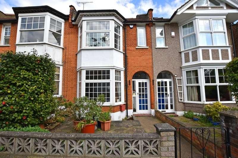 3 Bedrooms Terraced House for sale in Wellington Road, Wanstead