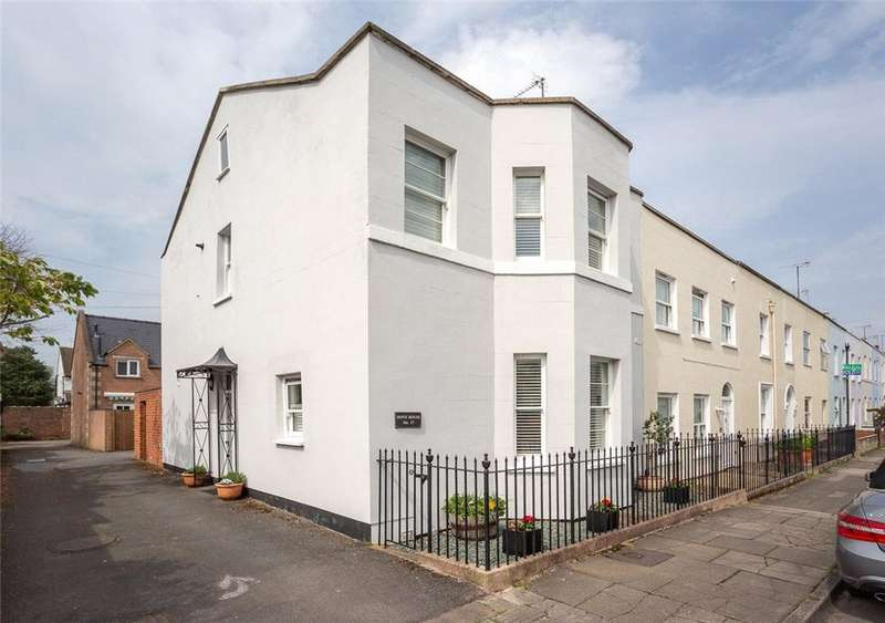 4 Bedrooms Semi Detached House for sale in Hatherley Street, Cheltenham, Gloucestershire, GL50