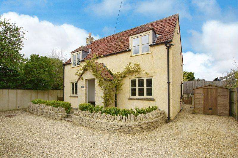 3 Bedrooms Detached House for sale in High Street, Hawkesbury Upton, Badminton