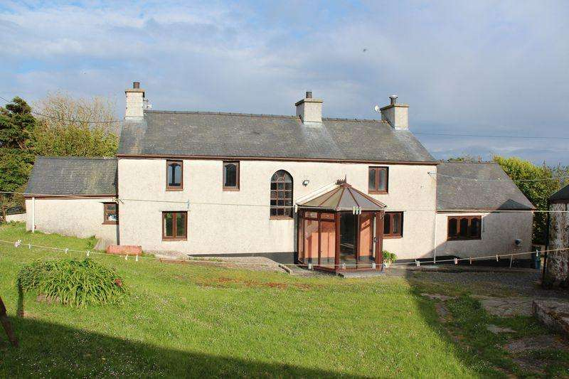 3 Bedrooms Detached House for sale in Penysarn, Amlwch