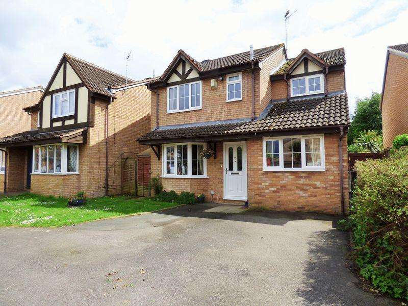 4 Bedrooms Detached House for sale in Wigmore Close, Abbeymead, Gloucester