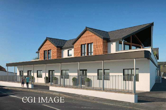 4 Bedrooms Flat for sale in APARTMENT 4, WHEEL PARADE, PRAA SANDS, TR20