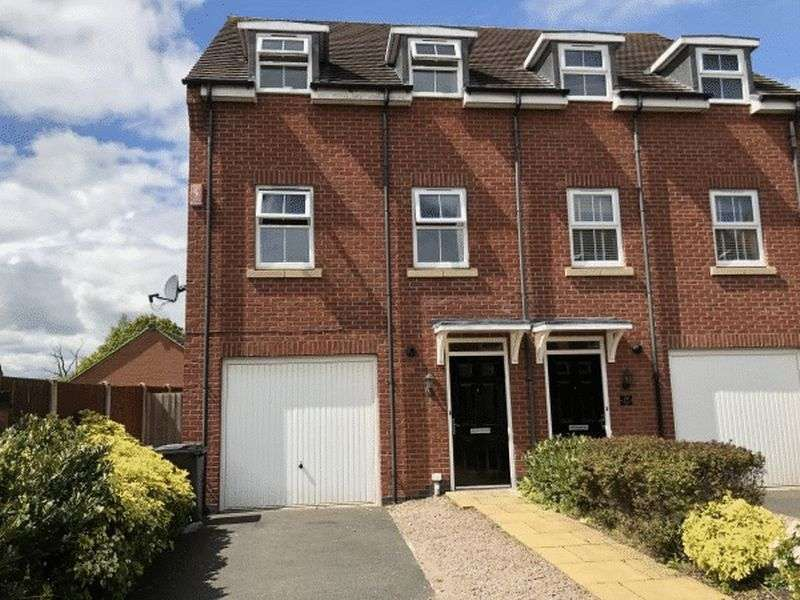 3 Bedrooms Property for sale in Oaklands Drive, Earl Shilton
