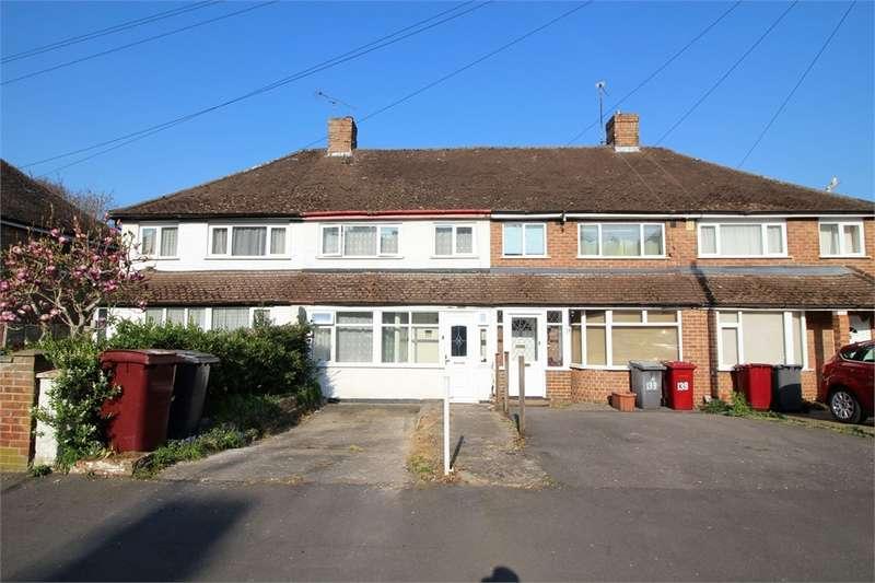 3 Bedrooms Terraced House for sale in Thirlmere Avenue, Tilehurst, READING, Berkshire