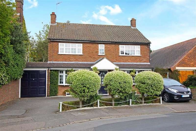 3 Bedrooms Detached House for sale in Fairfield Road, Epping