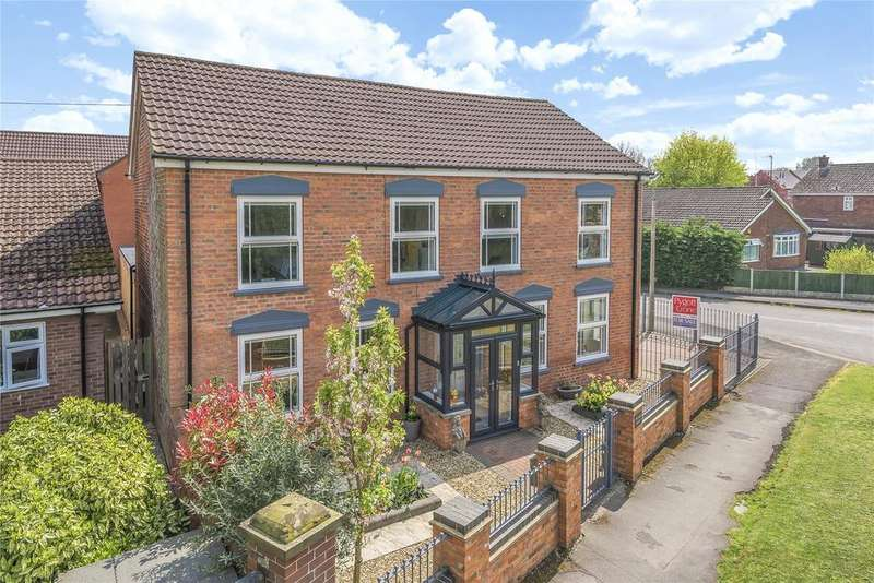 4 Bedrooms Detached House for sale in Jameson Bridge Street, Market Rasen, LN8