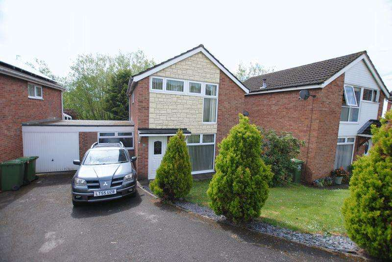 3 Bedrooms House for sale in Woodland Rise, Lydney