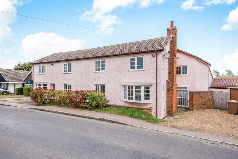 4 Bedrooms Detached House for sale in Station Road, ASHWELL, SG7