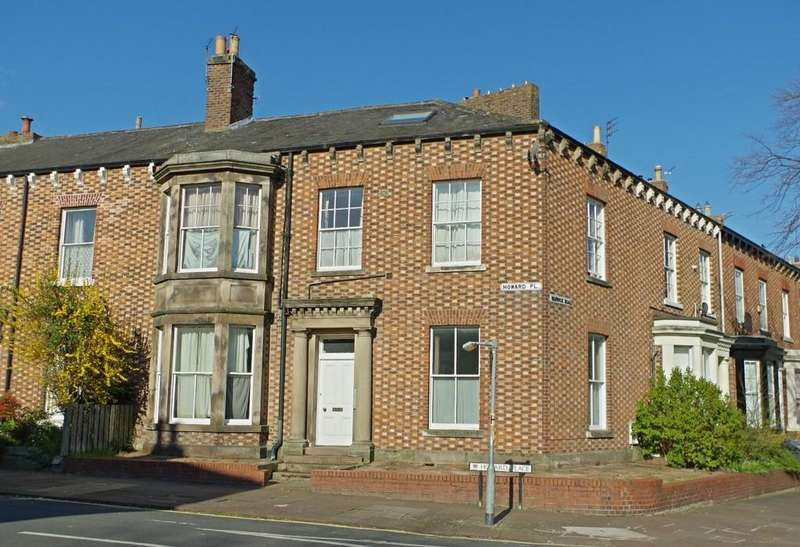 6 Bedrooms End Of Terrace House for sale in Howard Place, Carlisle