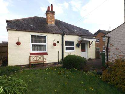 2 Bedrooms Bungalow for sale in Prospect Road, Kibworth Beauchamp, Leicester, Leicestershire