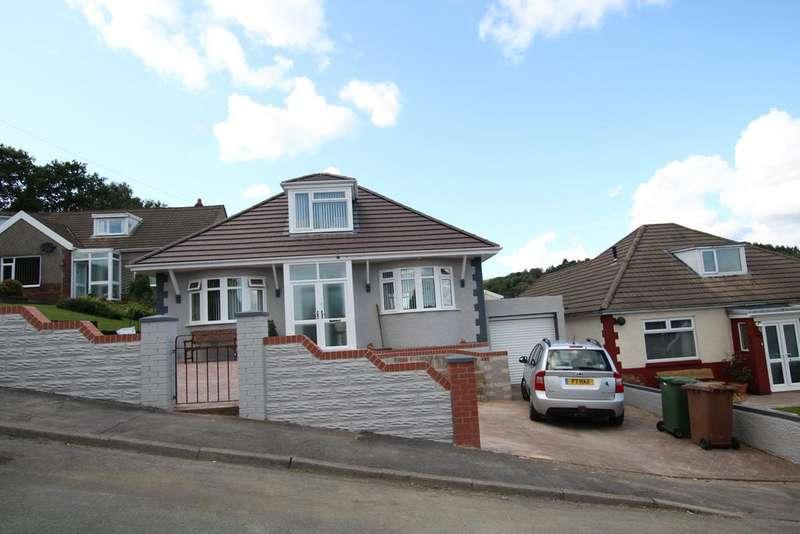 3 Bedrooms Detached Bungalow for sale in Tyn y Coed, Ystrad Mynach, Hengoed CF82