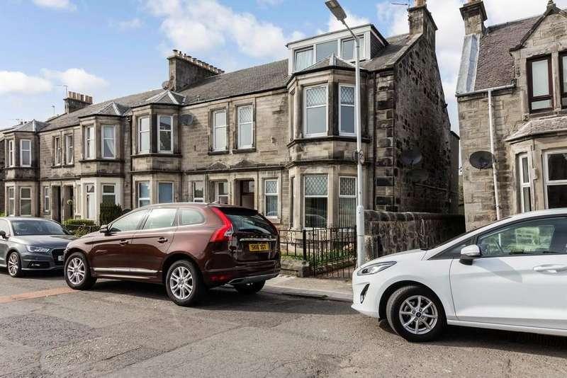 3 Bedrooms Apartment Flat for sale in 28 Dewar Street, Dunfermline, KY12 8AD
