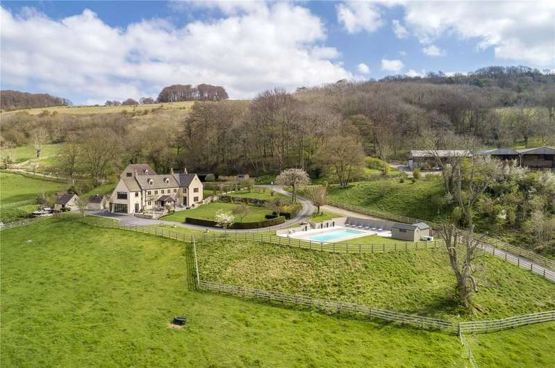 6 Bedrooms Farm Commercial for sale in Mill Lane, Prestbury, Cheltenham, Gloucestershire, GL52