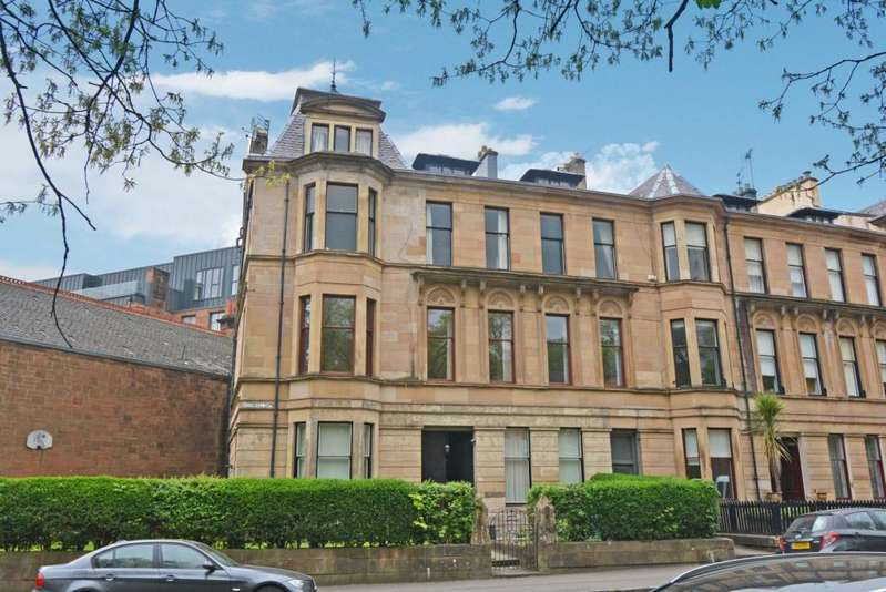4 Bedrooms Flat for sale in 25 Broomhill Drive, Broomhill, G11 7AB